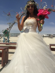 one of our Pollination BRC brides