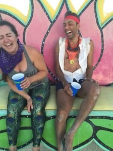 fun times at camp