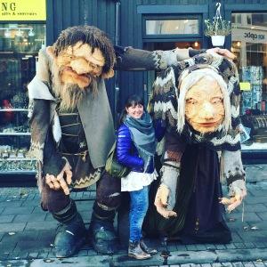 TROLLS! In Reykjavik