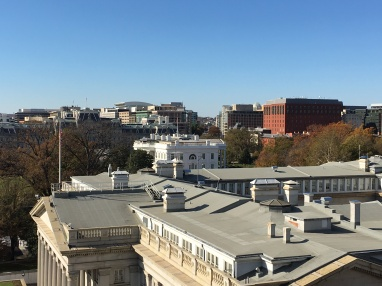 And the White House view